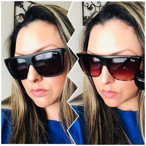 173e8391883 Quay OTL II x Desi Perkins Sunglasses Black NWT in 2018 My